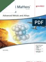 先端金属および合金 Material Matters v2n4 Japanese