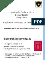 Fluidos y Cementación - 4-1