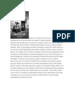 Fichas Didacticas de Wall-e
