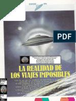 Bbltk-m.a.o. E-012 Gegdlto Tomo 02 Nº022 La Realidad de Los Viajes Imposibles - Vicufo2