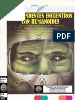 Bbltk-m.a.o. E-012 Gegdlto Tomo 02 Nº024 Sorprendentes Encuentros Con Humanoides - Vicufo2