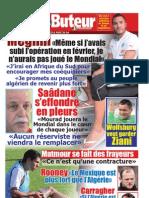 LE BUTEUR PDF du 26/05/2010