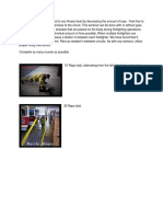 Functional Firefighter Fitness