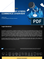 OpenSAP Hyb1 Week 1 Unit 2 Commerce Overview Presentation