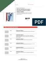 Kits de Sistema de Escalera de Acceso Vertical En