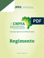 Regimento do II CNPFA