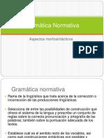 Gramática Normativa