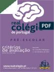Critrios de Avaliao_pr-escolar