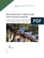 arquitectura bioclumatica