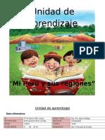 MI PERU Y SUS REGIONES