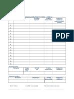 BRODICE I JAHTE - Obrazac Za Specifikaciju Opreme, Pomoćne Brodice i Pomoćnog Motora
