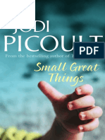 Small Great Things by Jodi Picoult - excerpt