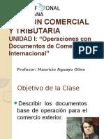 Clase Documentos Mercantiles Basicos