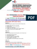 [2016.07.NEW]Cisco Exam 300-208 PDF 250q[31-40]