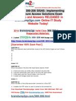 [2016.07.NEW]Cisco Exam 300-208 VCE 250q[41-50]