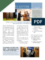 HR News Letter v5 JAN