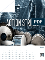 Action Strikes Manual English