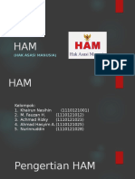 HAM Ppt