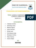 Glandula Submaxilar