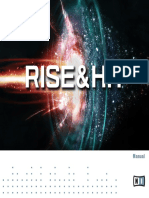 Rise & Hit Manual English