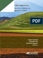 Nuevas Miradas Desde El Censo Agropecuario En Agricultura.