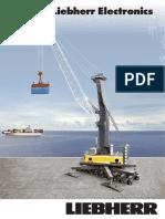 Liebherr Electronics for Mobile Harbour Cranes en 11199-0