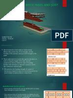 Reinforced Brick Panel 12613