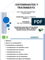 Contaminación y Tratamiento 2