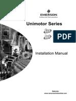 Unimotor Installation Manual Iss11