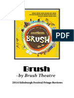 2014Festival Fringe BRUSH Review