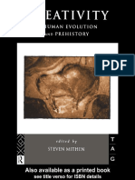 Mithen (ed) - Creativity in Human Evolution and Prehistory.pdf