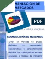 Cap. 6. Segmentación de Mercados