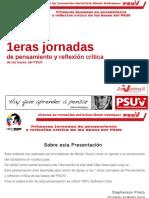 jornadasdepensamientoyreflexincritica-090822154518-phpapp02