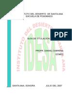 4.- Guia de Titulacion Idesa