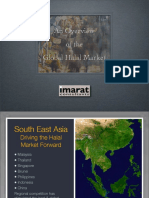 An Overview of Global Halal Market