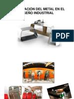Aplicacion Del Metal en El Diseño Industrial