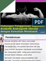 Peran Anabolik Androgenik Steroid Pada Kasus Kematian Mendadak