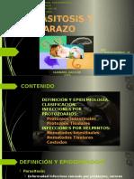 Parasitosis y Embarazo Unefm