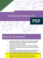 1 Introducción Al Arduino Uno