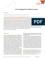 Current guidelines for the management of asthma in young children.pdf