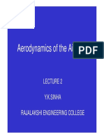 L2 Basic Aerodynamics