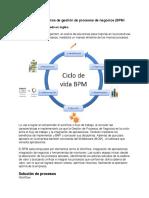 Fundamentos de Gestion de Procesos de Negocios (BPM)