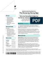 The Knowing-Doing Gap.pdf