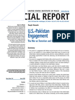 Pakistan and Usa War on Terror . PDF