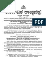Karnataka LEP ACT,2012