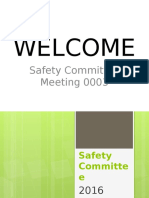 Safety Meeting 0003