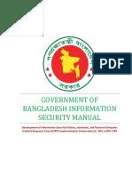 Bangladesh Information Security Manual