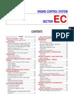 EC system sr20