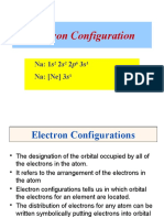 ElectronConfiguration