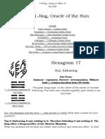 Hexagram 17